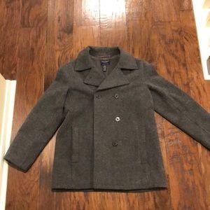 American eagle wool Pea Coat